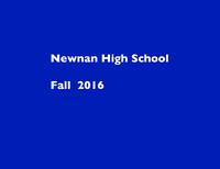 Newnan High School Fall 2016
