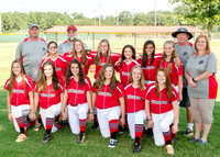 Social Circle Middle Softball F2017