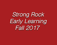 Strong Rock Early Learning F17